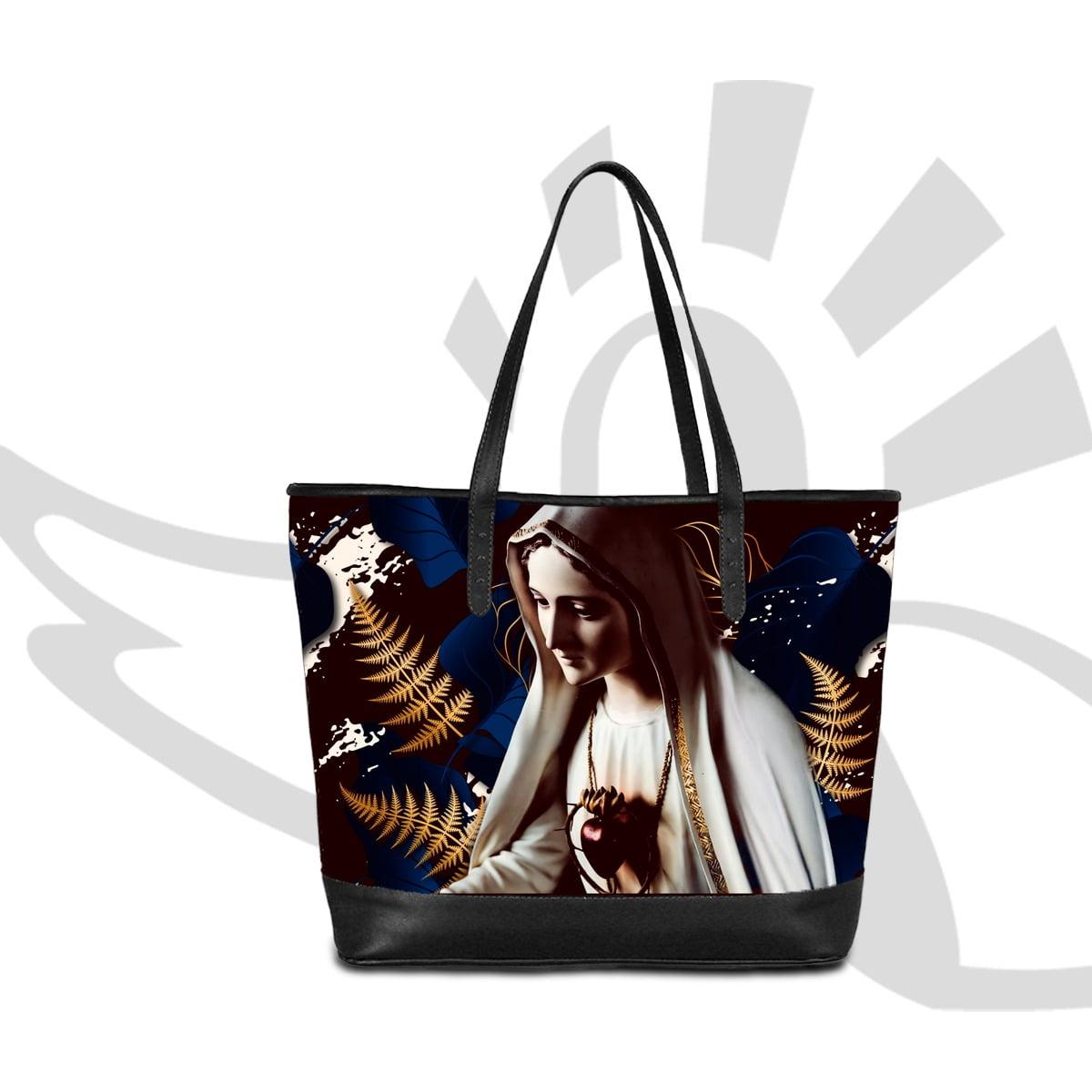 Bolsa Feminina de Nossa Senhora de Fátima - Modelo Devotion