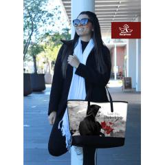 BOLSA FEMININA PADRE PIO E AS CHAGAS - MODELO DEVOTION - Cópia (1)