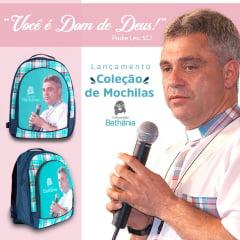 "Mochila ""Dom de Deus"" - Padre Léo"