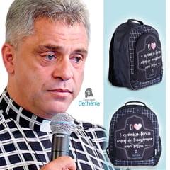 "Mochila ""Sobre o Amor"" - Padre Leo"