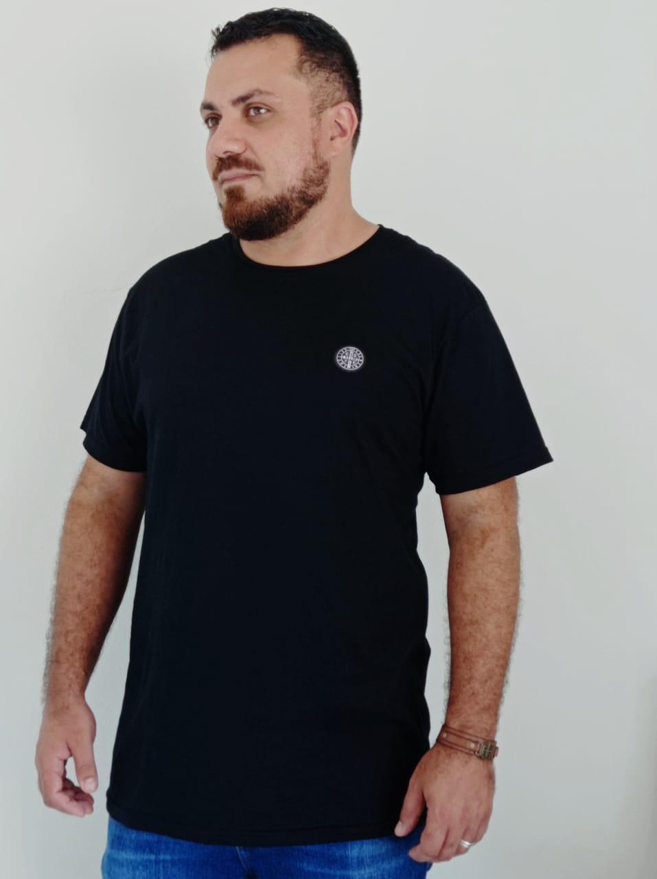 Camiseta Patch São Bento